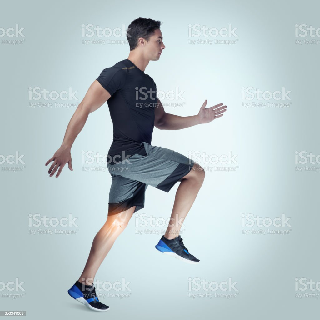 Remember your limits as you set your mark stock photo