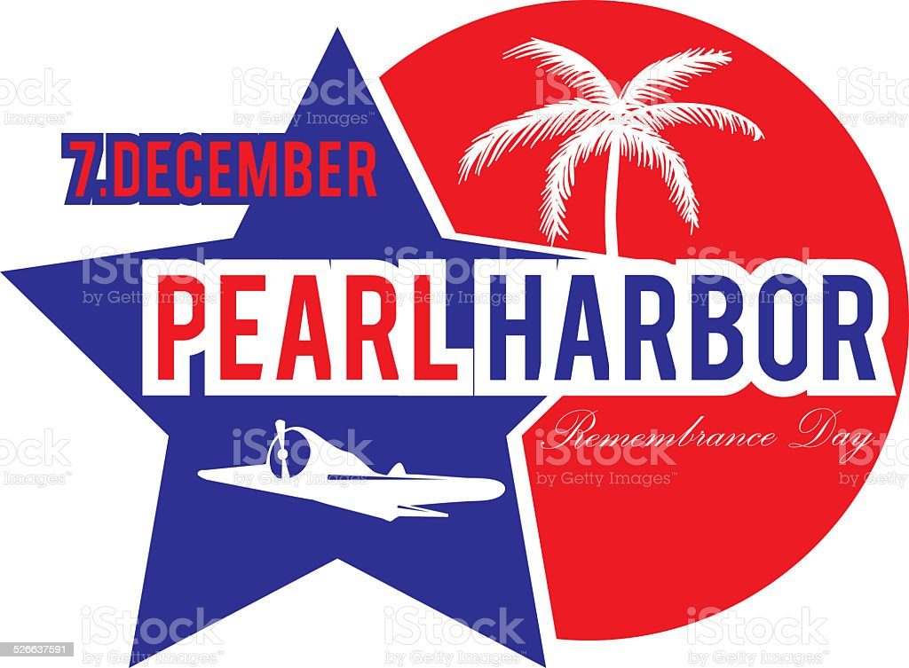 Remembrance Day Pearl Harbor stock photo