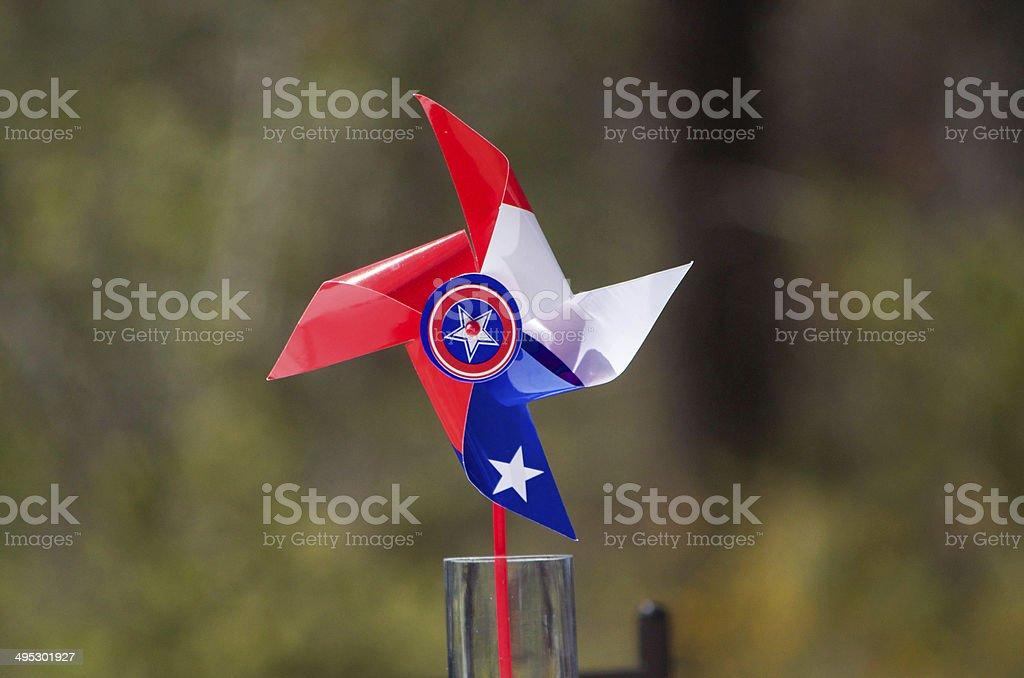 remolino chileno stock photo