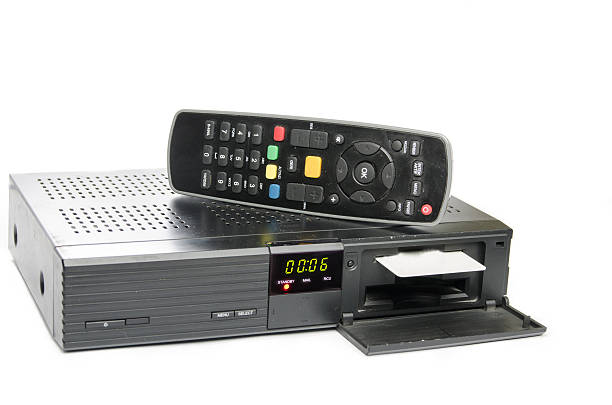Royalty Free Tv Cable Box Pictures, Images and Stock Photos - iStock