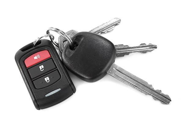 New Smart Car Keys