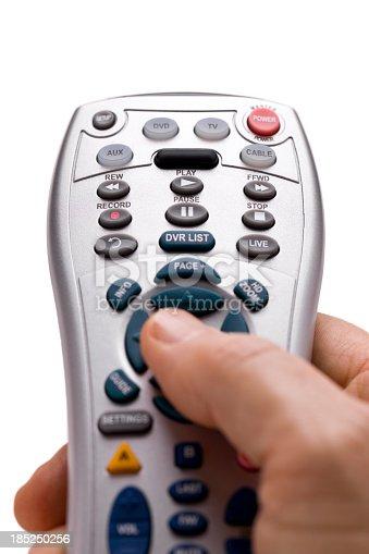 istock Remote Control 185250256