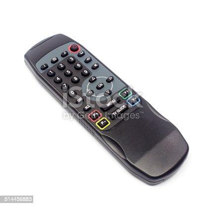istock TV remote control 514456883