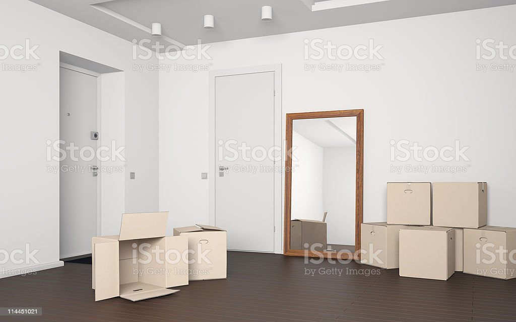 Removal royalty-free stock photo
