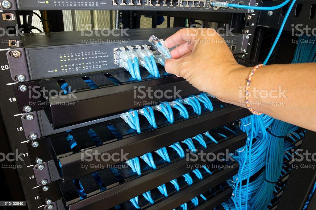 Remove network stock photo