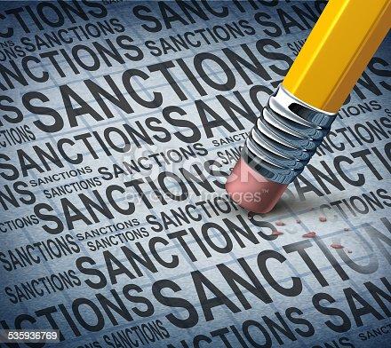 istock Removing Sanctions 535936769