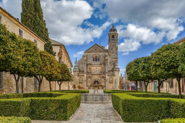 Renaissance Heilige Kapelle von Saviou, Ubeda, Spanien – Foto