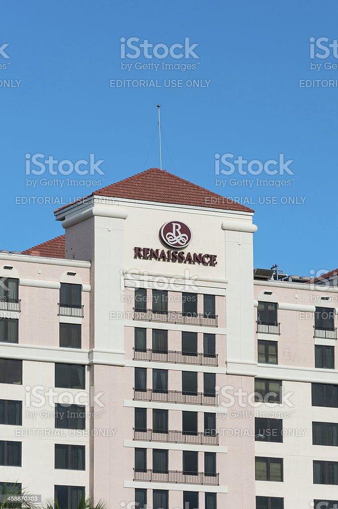 Renaissance Hotels stock photo