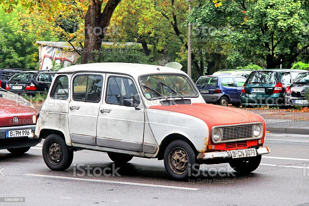 Renault 4 Gtl Stock Photo Download Image Now Istock