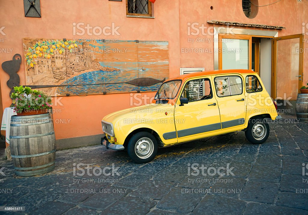 Renault 4 Stock Photo Download Image Now Istock