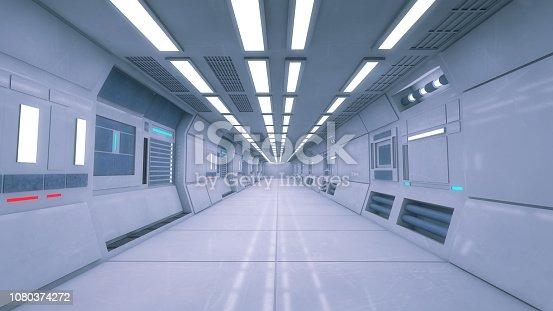 830306120 istock photo 3D render Interior and futuristic architecture design 1080374272