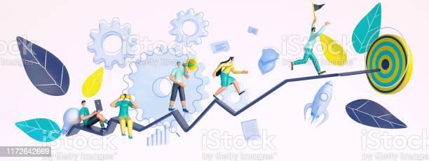 Render of business man running to achieve target on arrow in against picture id1172642669?b=1&k=6&m=1172642669&s=612x612&h=h00lykf7srm02kardzsaisl1cyfchrgee2ponsluasu=