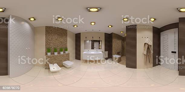Render spherical 360 panorama of bathroom interior picture id625879270?b=1&k=6&m=625879270&s=612x612&h=tfsjnayk5ubbz 9pxjnhddklaiixrnu4efxfdfg6lqy=
