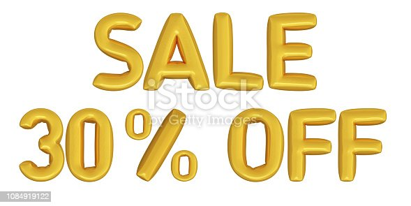 184953872 istock photo 3D Render Text Gold Colored 1084919122