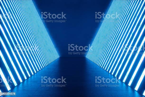 Rendering abstract blue room interior with blue neon lamps futuristic picture id965334578?b=1&k=6&m=965334578&s=612x612&h=n5dbxagmray5eywzfrmxndadvaueicwltjb55ahfui0=