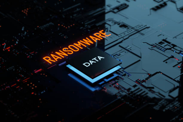 3D rendering Glowing text Ransomware attack on Computer Chipset. spyware, malware, virus trojan, hacker attack Concept 3D rendering Glowing text Ransomware attack on Computer Chipset. spyware, malware, virus Trojan, hacker attack Concept identity theft stock pictures, royalty-free photos & images