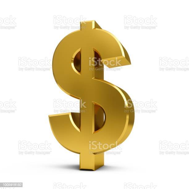 Rendering golden dollar sign isolated on white background picture id1005918152?b=1&k=6&m=1005918152&s=612x612&h=z8ny8rsdsrptymrfwmsa4gdf2j3obmxs2k4ciun9xck=