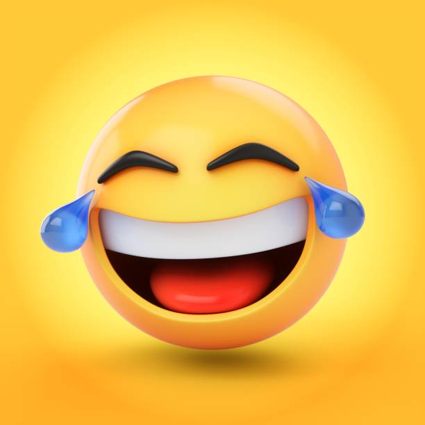 Rendering laughing emoji with tears isolated on yellow background picture id1085026668?b=1&k=6&m=1085026668&s=612x612&w=0&h=ppdw62760lrijxv1ht zu730mkkzpatxc0a6j6bg5dq=