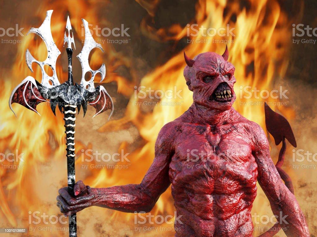Teufel Hölle