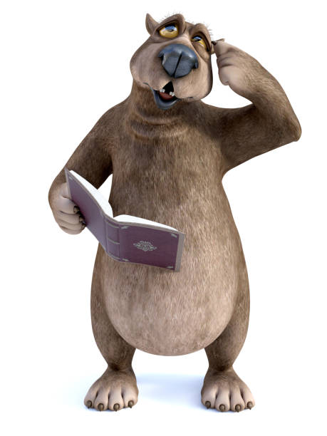 Rendering of cartoon bear reading book and thinking about something picture id1043576412?b=1&k=6&m=1043576412&s=612x612&w=0&h=trltac59fmnnrptvhhtgwpva0fgw3py 7khjjkbcurq=