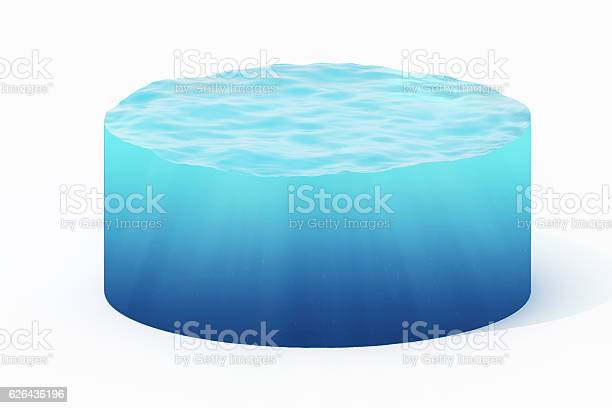 Rendering of cross section water cylinder isolated on white with picture id626436196?b=1&k=6&m=626436196&s=612x612&h=o1gjpyltkne7qisnewufo5fxzrb5icwkikybt2cdfe0=