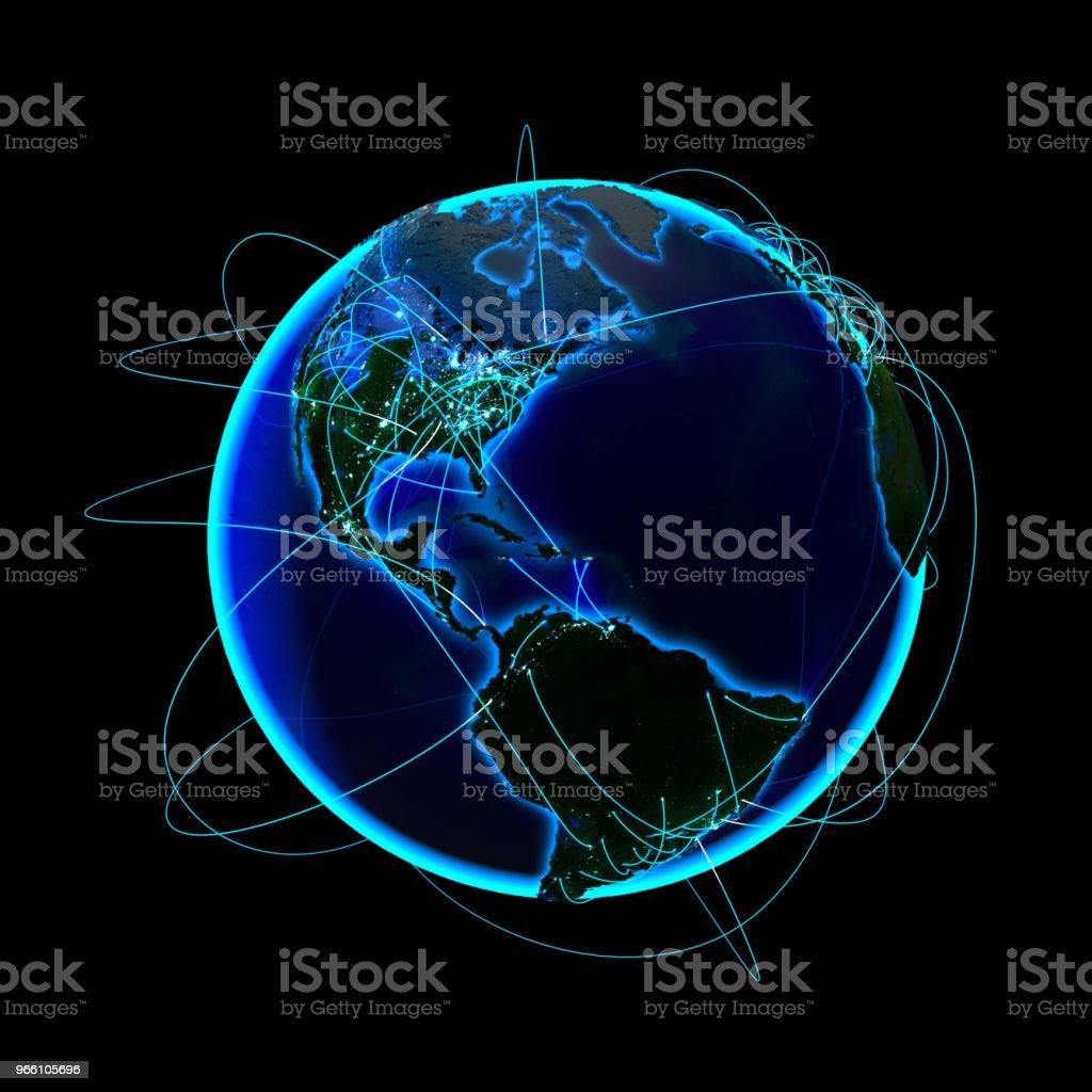 Global Communication - Стоковые фото Без людей роялти-фри