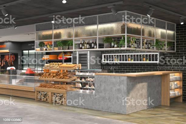 Rendering of the interior of a grocery store picture id1059100560?b=1&k=6&m=1059100560&s=612x612&h=8o8z0mdwhap78m7 hpeg2598fsunaafgjxdq7gar9u4=