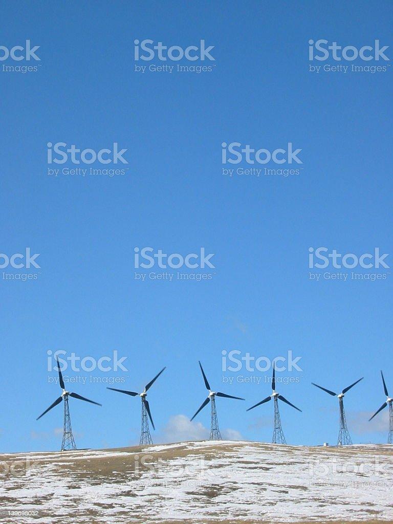 Renewable Energy royalty-free stock photo