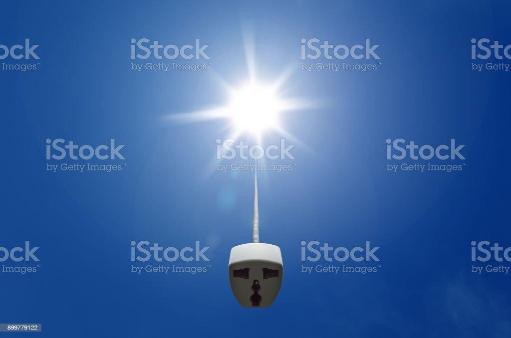 renewable energy (horizontal) stock photo