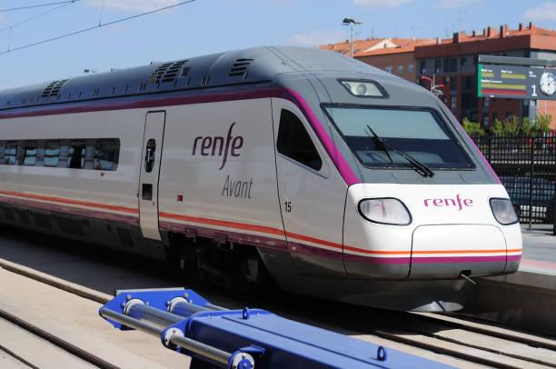 Renfe Avant Zug-Spanien – Foto