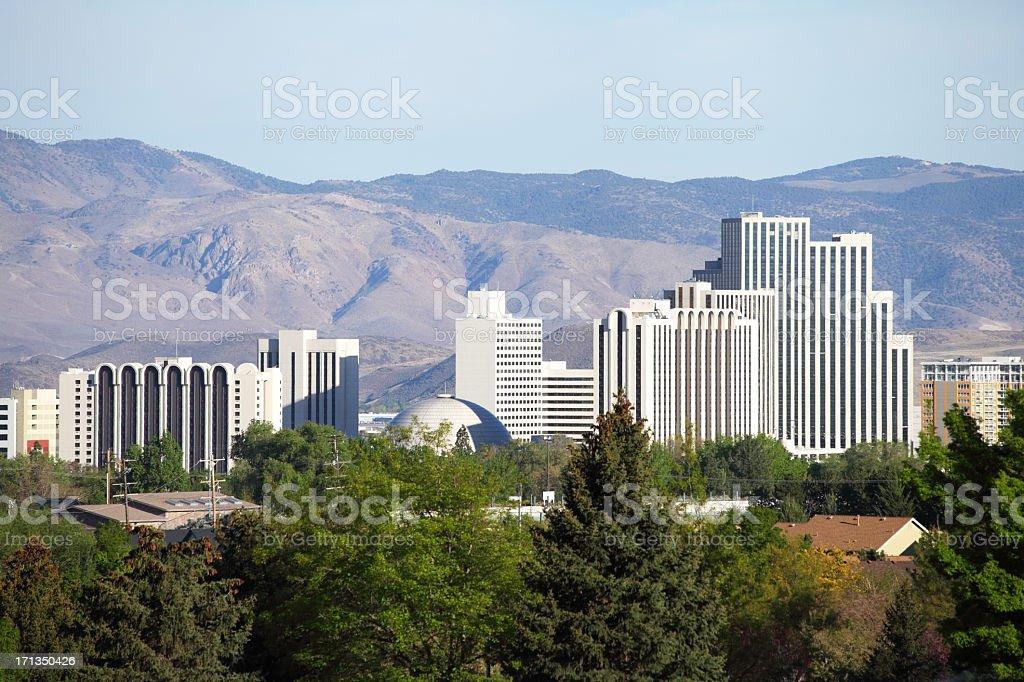 Reno royalty-free stock photo