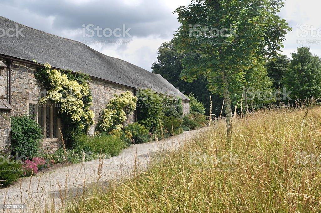 Renovated Barns royalty-free stock photo