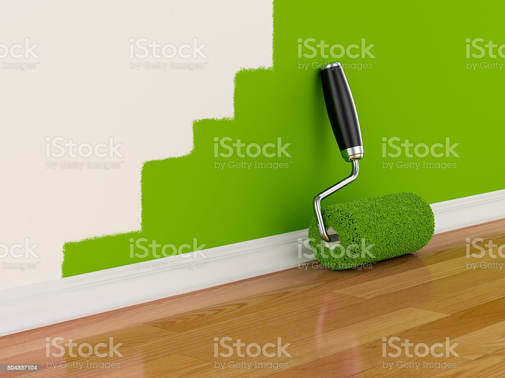 Renovation concept stock photo