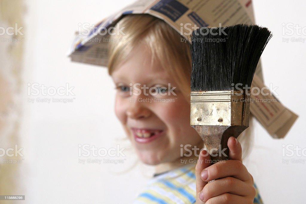 Renovation royalty-free stock photo