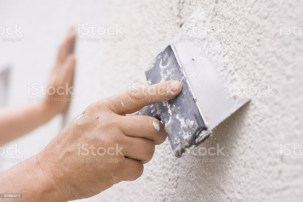 renovation royalty-free stock photo