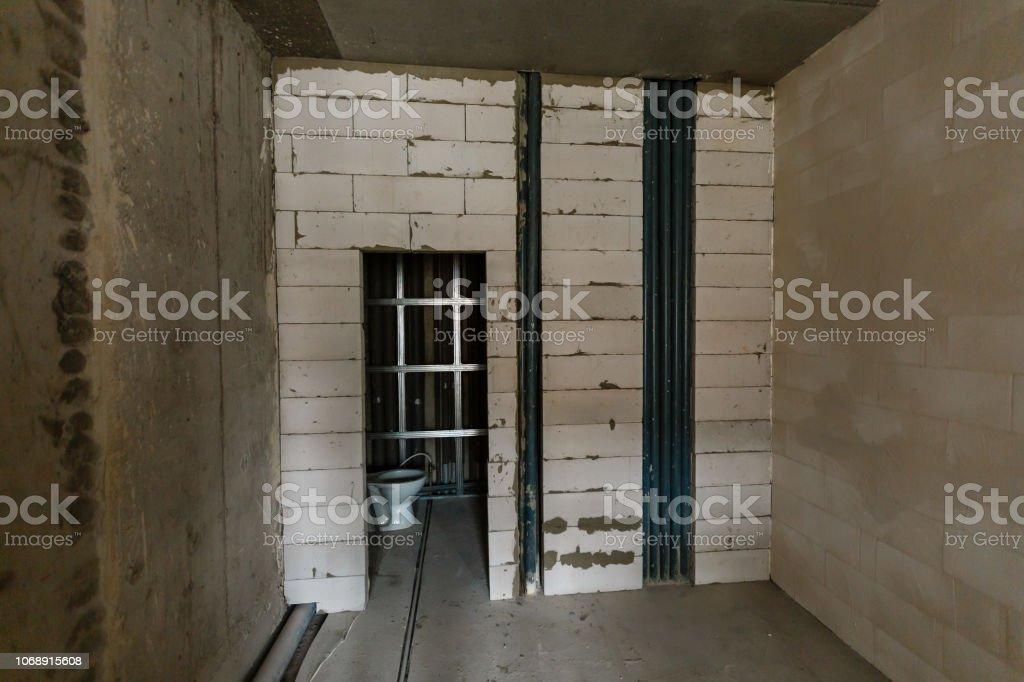 Renovierung Der Alten Toilette Büro Bei Renovierung ...