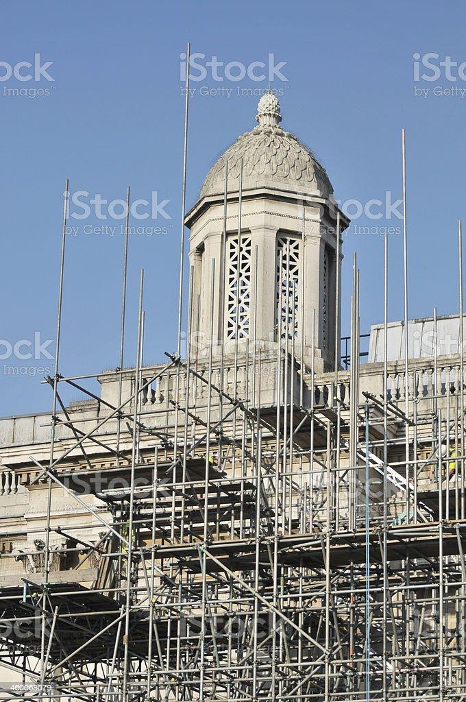 Renovation Work royalty-free stock photo