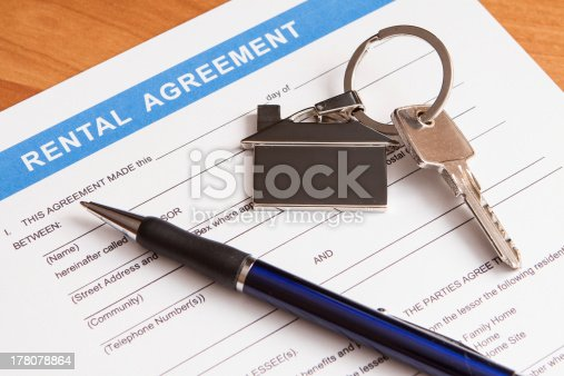 istock rental agreement form 178078864