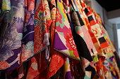 日本で着物をレンタル