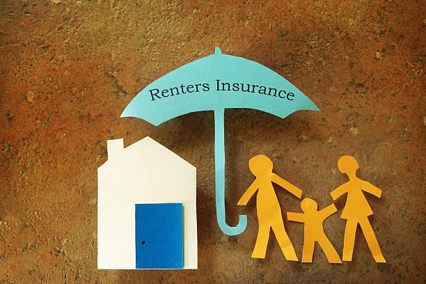 Renters Insurance stock photo