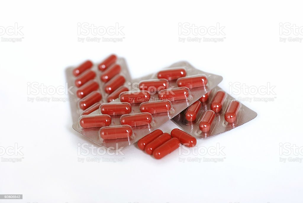 Rep pills royalty-free stock photo