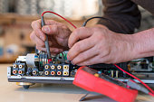istock Repair and fault diagnosis of audio and video equipment 1090568144
