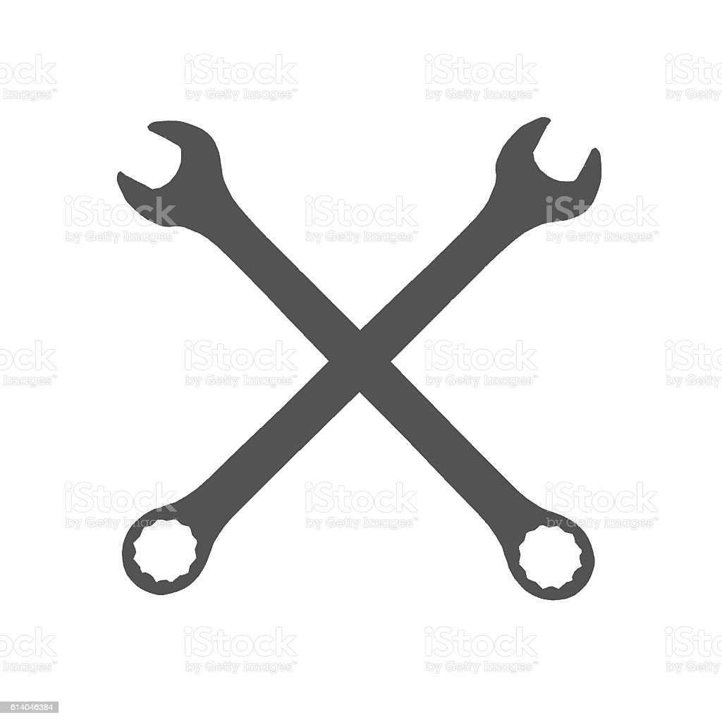 Repair Icon stock photo