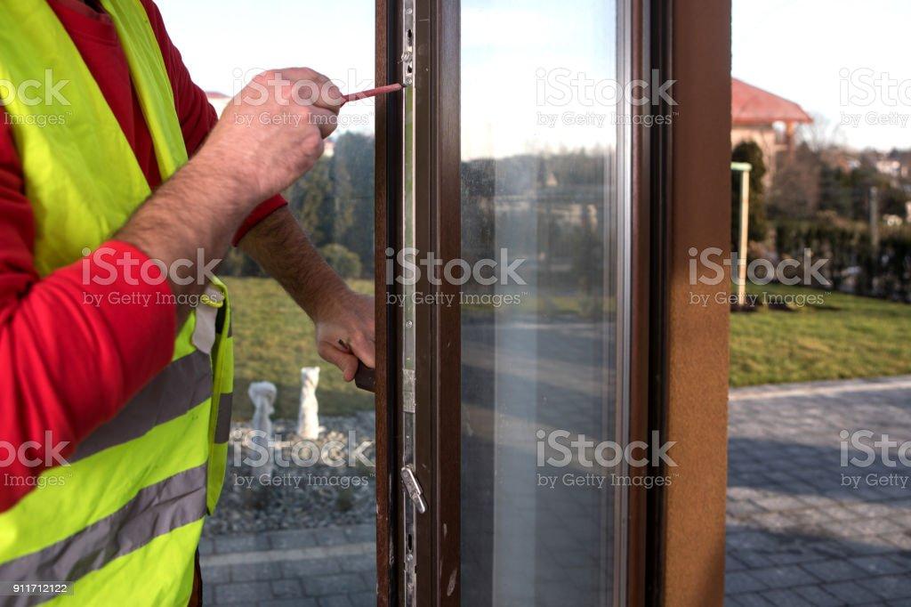 repair of windows – zdjęcie