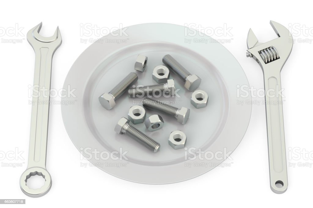 Repair service and maintenance concept, 3D rendering stock photo