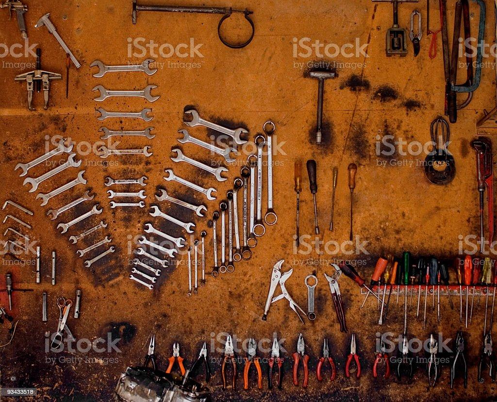 Repair Tools royalty-free stock photo