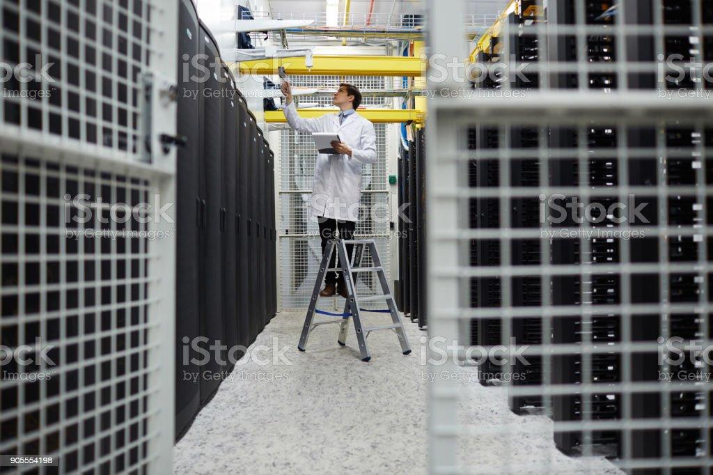 Repairing equipment stock photo