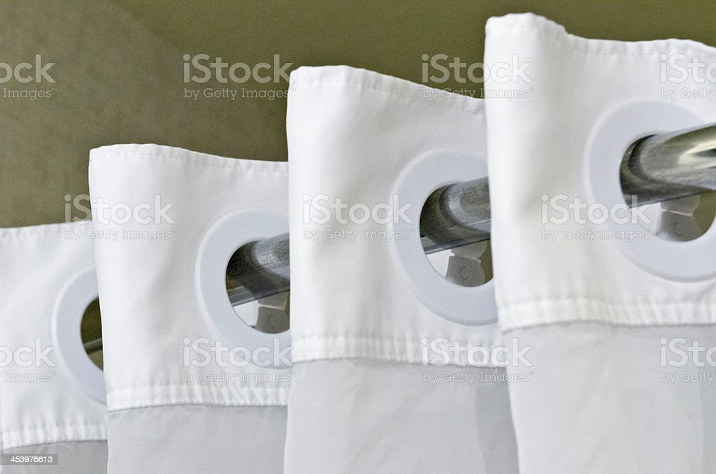 Repetition in commercial hospitality stock photo