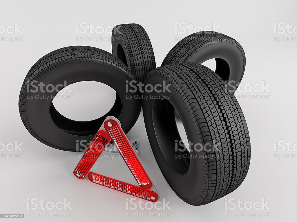 Replacement wheels stock photo