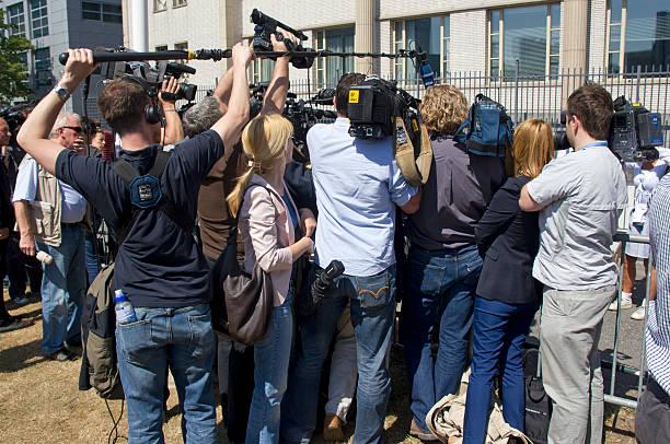 TV Reporters – Foto